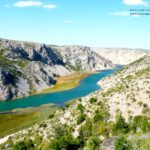 Insel Vir Tagesausflug Fluss Zrmanja